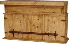 Rustic Bar, Wood Bar, Pine Bar and Rustic Bar Furniture Porch Bar, Rustic Bar, Bar Furniture, Wood Bars, Wood Bar Table, Pine Furniture, Wood Bar Stools, Outdoor Wood, Reclaimed Wood Bars