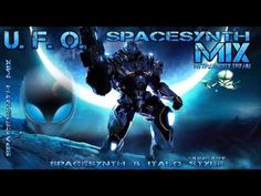 U.F.O Spacesynth Mix (2015)