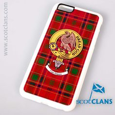 Munro Clan Crest iPhone 6 Cover. Free worldwide shipping available