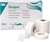 "RL/1 - Durapore Silk-like Cloth Surgical Tape 1"" x 1-1/2 yds."