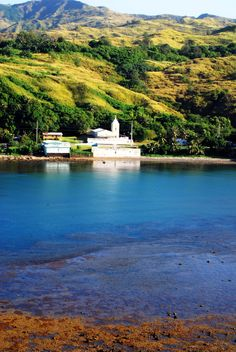 Umatac Church, Umatac Bay Guam.