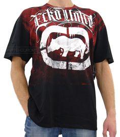 T-shirt ECKO MMA SERIES - model NORTHERN NIGHTMARE ...
