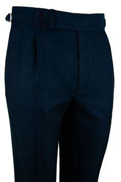 Pantalón P3 2P TA 8800 - Marino #pantalones #casual #hombre #trousers #men #gentleman #style #lopezaragon #spain #menswear #menstyle #handmade #wool #estiloespañol #bespoke #fattoamano #menwithclass #fashion #dapper