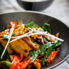 Twice Cooked Pork–Szechuan Pork Stir Fry – China Sichuan Food Easy Chinese Recipes, Asian Recipes, Ethnic Recipes, Chinese Pumpkin Recipe, Hawaiian Recipes, All You Need Is, Pork Recipes, Cooking Recipes, Twice Cooked Pork