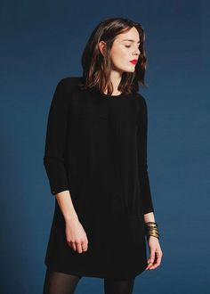 Little Black dress | Fashion pegs: For a Keira knightley Inspired outfit