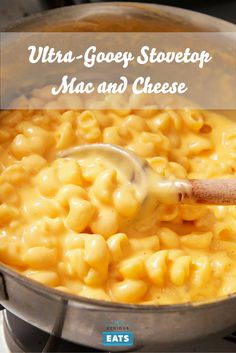 Homemade mac and cheese doesn't take all that much longer, and it tastes a heck of a lot better.