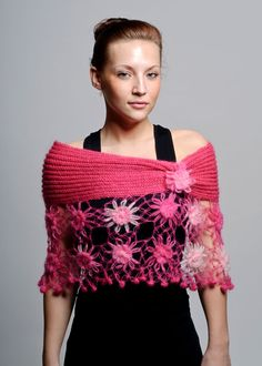 so pretty... CROCHET AND TRICOT INSPIRATION: http://pinterest.com/gigibrazil/crochet-and-knitting-lovers/