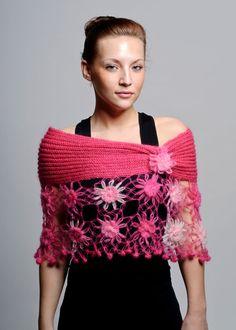 capelet. innovart en crochet: noviembre 2010