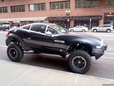 Rally Fighter kit car by Local-Motors.com.   Photo by Buddy Scalera in Boston.