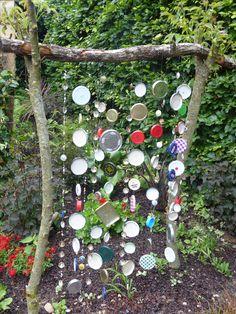 Loire, Wind Chimes, Garden Ideas, Outdoor Decor, Home Decor, Gardens, Lawn And Garden, Decoration Home, Room Decor
