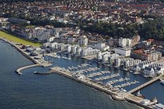 The Harbour in Helsingborg. © Studio e