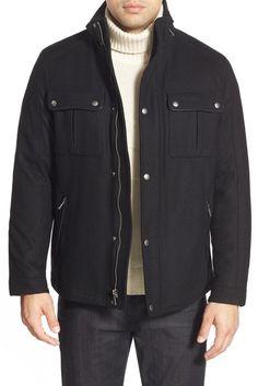Image of Cole Haan Melton Coat