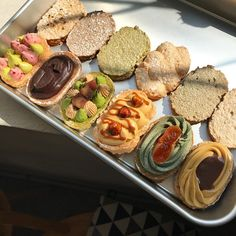 Food Pictures, Food Pics, Dacquoise, Macaroons, Shortbread, Gingerbread, Biscuits, Muffin, Sweets