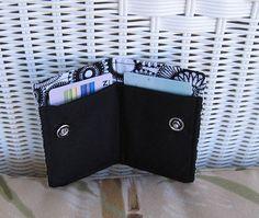 Handmade Card Holder Business Gift or Credit by KthysKreations, $8.50