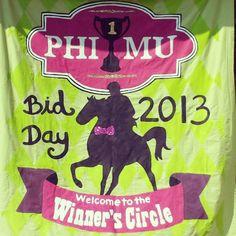 winners circle banner bliss☺