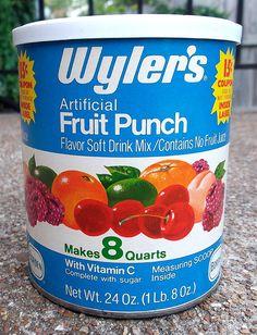 Wyler's Fruit Punch