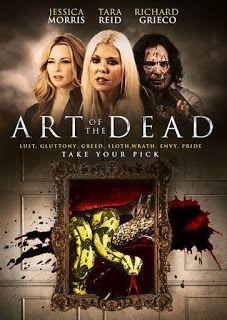 Art Of The Dead 2019 Play Movie Filmes Filmes Completos Assistir Filme