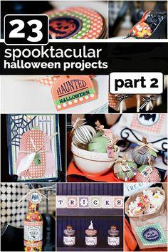 23 Spooktacular DIY Halloween Projects Part 2