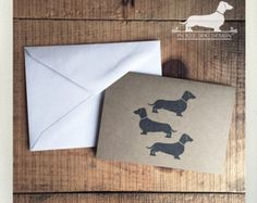 Image result for dog silhouette cards