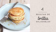 4 Recetas Tortitas