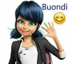 Italian Greetings, Italian Memes, Good Morning, Disney Characters, Miraculous, Genre, Matilda, Night, Sweet Dreams