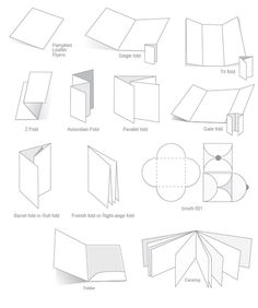 folds #design #brochure #folds