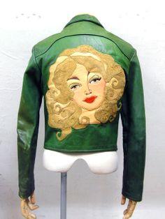 East West face jacket. Was 1.9 million yen