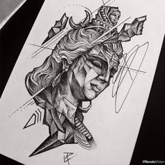 Art que fiz para meu primo irmão! Hindu Tattoos, God Tattoos, Line Art Tattoos, Doodle Art Drawing, Dark Art Drawings, Shiva Art, Krishna Art, Blackwork, Lord Shiva Sketch