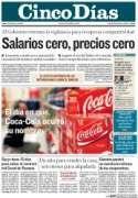 DescargarCinco Dias - 10 Febrero 2014 - PDF - IPAD - ESPAÑOL - HQ