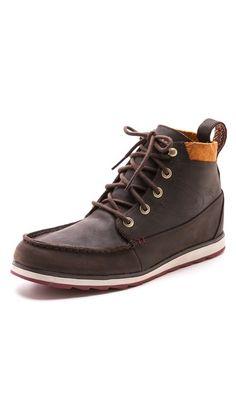 Tretorn Holdyn Boots. $150.00. #fashion #men #shoes #mens boots