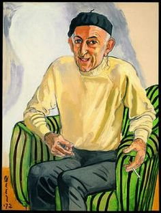 alice neel paintings | Alice Neel « Daughter Earth
