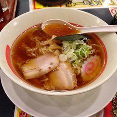あっさりスープ旨し☺️ - 52件のもぐもぐ - コク旨醤油ラーメン by tabajun