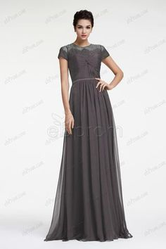 8507063b2b3 Lace Sage green modest bridesmaid dress elbow sleeves