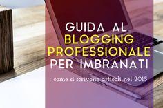 Sai cosa fa notare un blog? I suoi contenuti. Cioè i post che scrivi. Vuoi fare il salto di qualità e scrivere articoli del blog che siano letti, condivisi e citati. In questo modo puoi attirare ge...