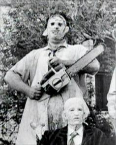 Texas Chainsaw Massacre 74 Gunnar Hansen & John Dugan