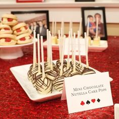 Forty Deuces Birthday Party Ideas   Photo 1 of 28   Catch My Party