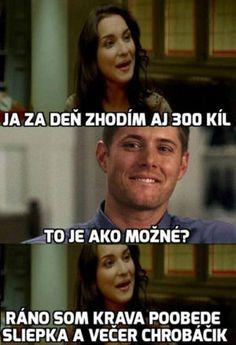 Hubnutí Jensen Ackles