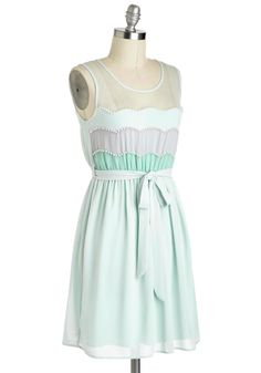 Grace of Cakes Dress - ModCloth.com -I'd have to see this one on but it looks pretty cute!