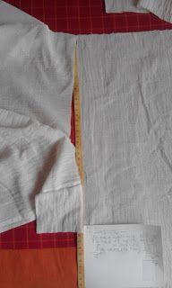 Adriana Hobby: Confecţinarea iei măsura 46. Cross Stitch, Sewing, Crochet, Pants, Blog, Traditional, Garden, Fashion, Dressmaking