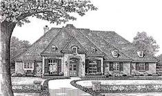 House Plan 66077 2605 ft2