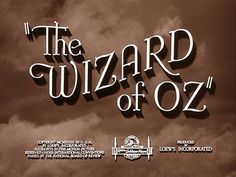 The Wizard of Oz by twm1340, via Flickr