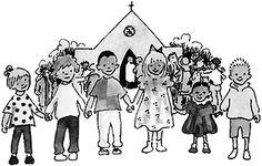 Chapel clipart child church #3
