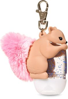 The post Bath Body Works PocketBac Hand Gel Holder Furry Squirrel appeared first on Reputable Online Shopping Place. Justice Accessories, Girls Accessories, Bath N Body Works, Bath And Body, Cool School Supplies, Hand Sanitizer Holder, Too Cool For School, Girly Things, Skin Products