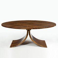 Oscar Niemeyer Coffee Table  #architecture #oscarniemeyer Pinned by www.modlar.com