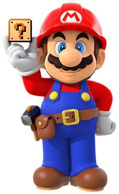 Super Mario Maker - Modern Mario Version by SuperSonicBros2012