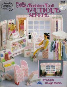 Fashion Doll Boutique Shoppe 1