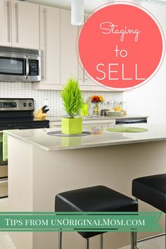 House Hunting Tips - Staging to SELL