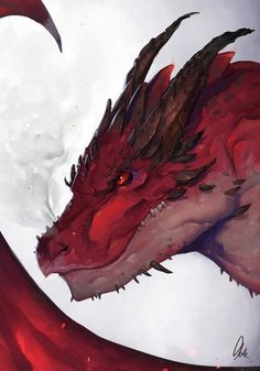 The Dragon wallpaper by on DeviantArt Dragon Head, Fire Dragon, Dragon Face, Dragon Rpg, Magical Creatures, Fantasy Creatures, Fantasy Dragon, Fantasy Art, Dragon Artwork