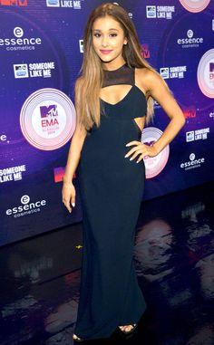 2014 MTV EMAs Red Carpet Arrivals: See Ariana Grande & More Stars! Ariana Grande, MTV EMA's 2014