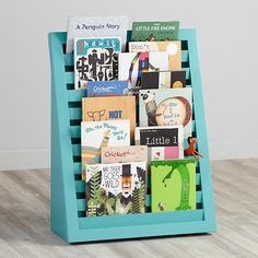 Venetian Bookcase (Azure) This bookcase is amazing....LOVE it for seasonal books for school